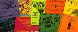 notes from the Austin Film Festival 2015
